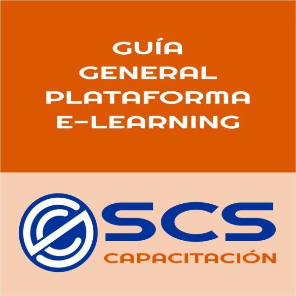 Plataforma E-learning SCS