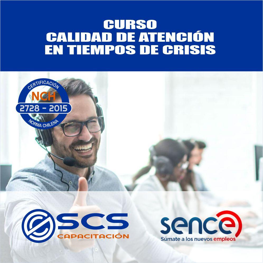 calidad de atención en tiempos de crisis