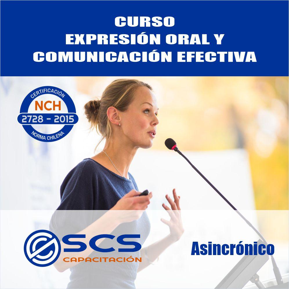 expresión oral y comunicación efectiva
