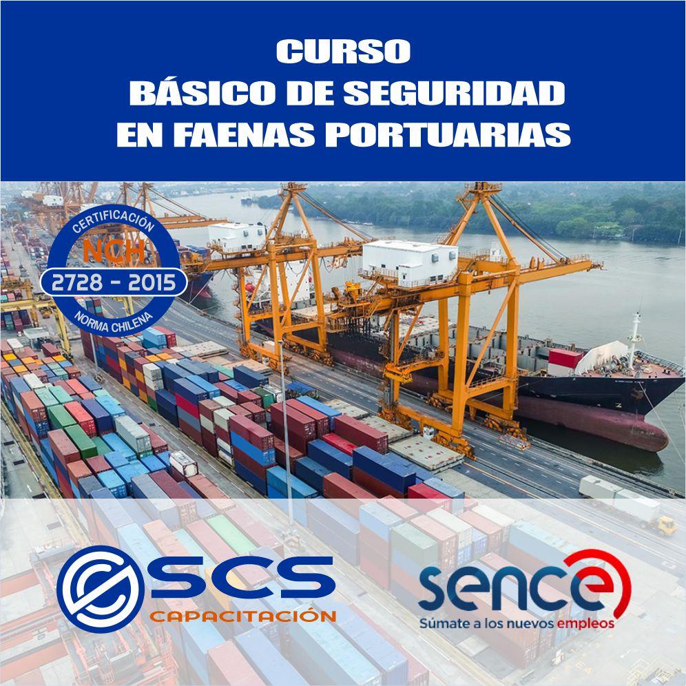 seguridad en faenas portuarias